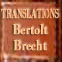 Bertolt Brecht translations